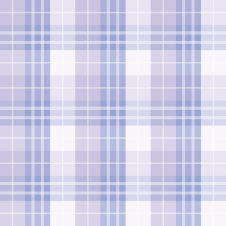 Seamless purple checked pattern Vector