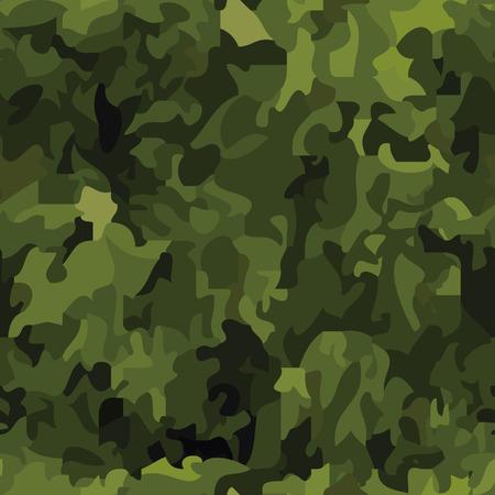 camuflaje: Camuflaje de fondo sin fisuras Vectores