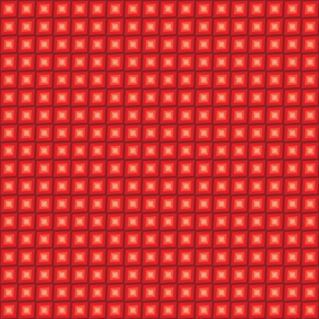 Red abstract pattern background Vector