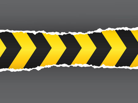 vector sign under construction: Abstract background Illustration