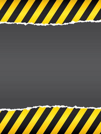 industrial danger: Fondo de construcci�n Vectores