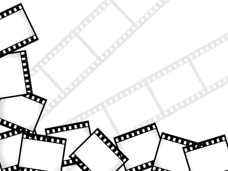 photographic film: Film background