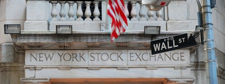 nasdaq: New York City Wall Street and Stock Exchange Editorial