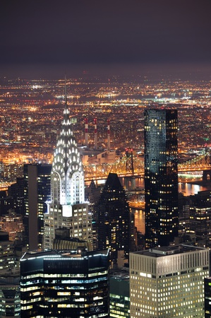 NEW YORK CITY, NY, USA - MAR 30: The Chrysler Building was designed by architect William Van Alena as Art Deco architecture and the famous landmark. March 30 in Manhattan, New York City. Stock Photo - 10582069