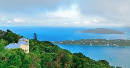the virgin islands: Virgin Islands St Thomas Stock Photo