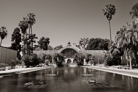 balboa: Balboa Park in San Diego with architecture.