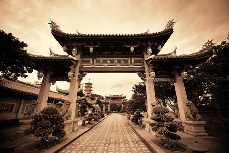 bouddhisme: Temple bouddhisme chinois � Singapour