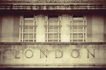 historical architecture: Urban historical architecture in London.