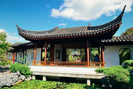 yat sen: Sun Yat-Sen Garden in Vancouver, Canada