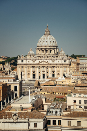 pietro: Vatican City St Peters Basilica.