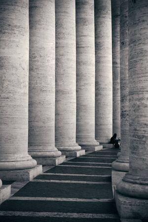 corridors: Historical corridor in Vatican City