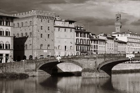Florence historical architecture in Italy.