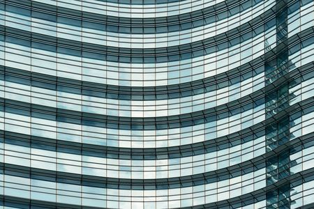 MILAN - MAY 24: Unicredit Tower closeup on May 24, 2016 in Milan, Italy. Milan is the second most populous in Italy and the main industrial and financial center. Editöryel