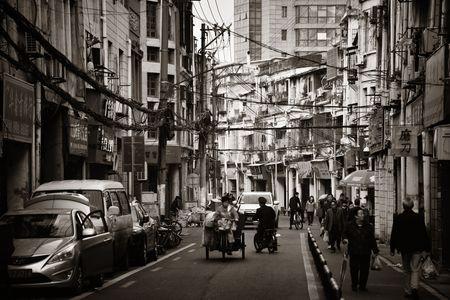 XIAMEN, CHINA – FEB 16: Street view on February 26, 2018 in Xiamen. Xiamen was ranked as Chinas 2nd-most suitable city for living 에디토리얼