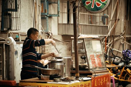 XIAMEN, CHINA – FEB 16: Street view on February 26, 2018 in Xiamen. Xiamen was ranked as China's 2nd-