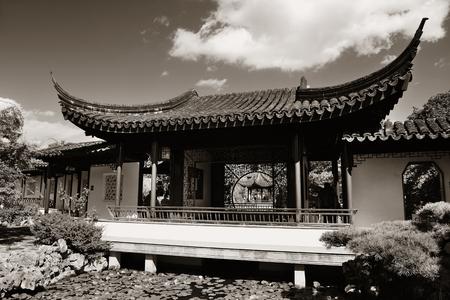 Sun Yat-Sen Garden in Vancouver Canada