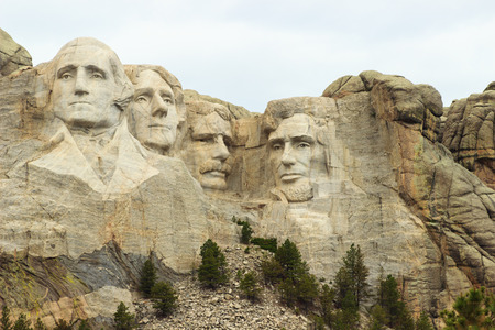 mount rushmore: Mount Rushmore National Monument, South Dakota