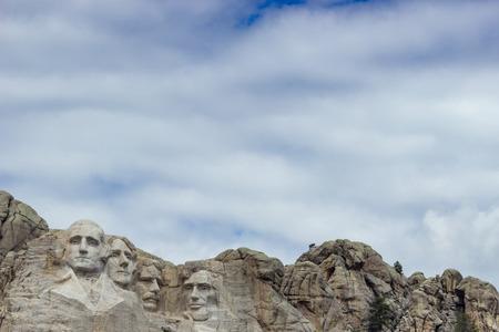 midwest usa: Mount Rushmore National Monument, South Dakota