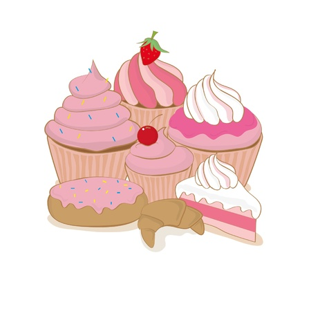sweetmeat: cup cake sweets