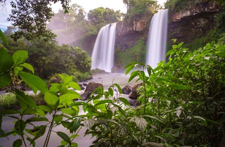 Iguazu Falls in Brazil, Argentina