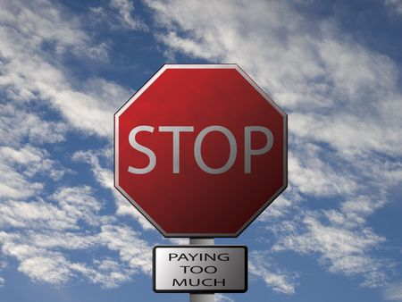 Constructed Stop Sign image displaying  photo