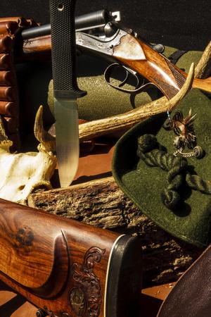 Equipment hunting
