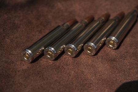 Ammunition Reklamní fotografie