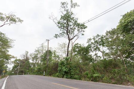 rural roads: rural roads Stock Photo
