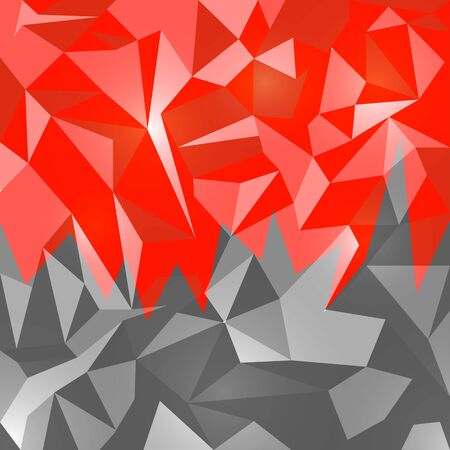 ruby: vectors background abstract polygon design red ruby