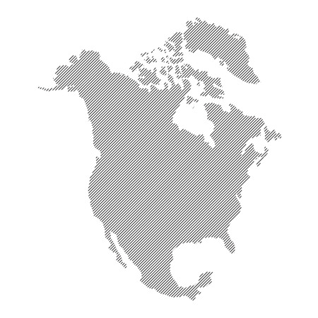 Free North America Map.Vector North America Map Royalty Free Cliparts Vectors And Stock