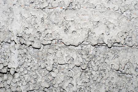 cavity concrete wall texture