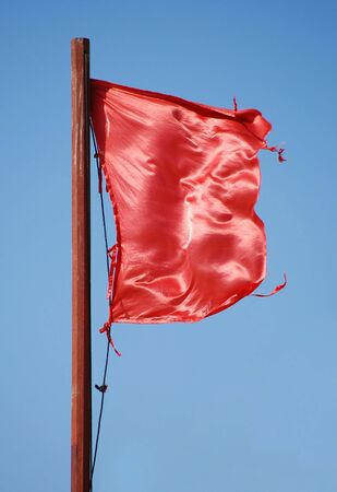 tremble: red flag