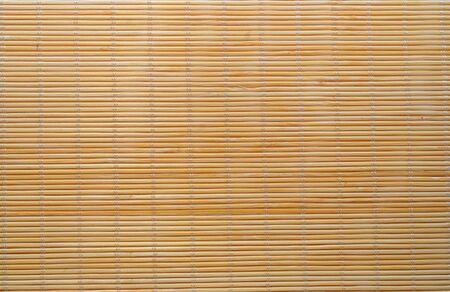 bamboe stok sushi blokstellen Stockfoto