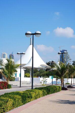 Al Mumzar Beach and Park, United Arab Emirates