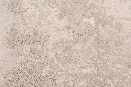 Sand with nubbins texture