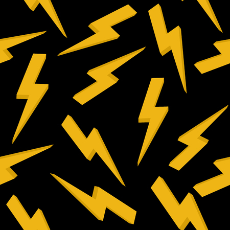 High voltage yellow sign.