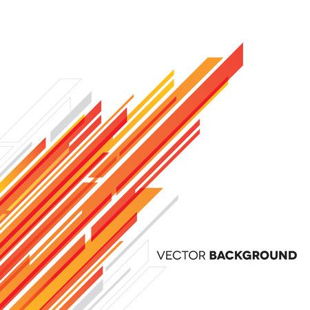 lineas rectas: Fondo abstracto con líneas Vectores