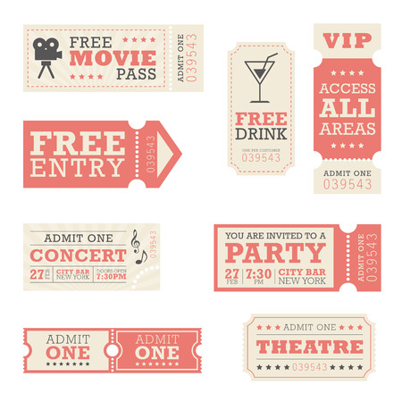 drinks: Entertainment Tickets