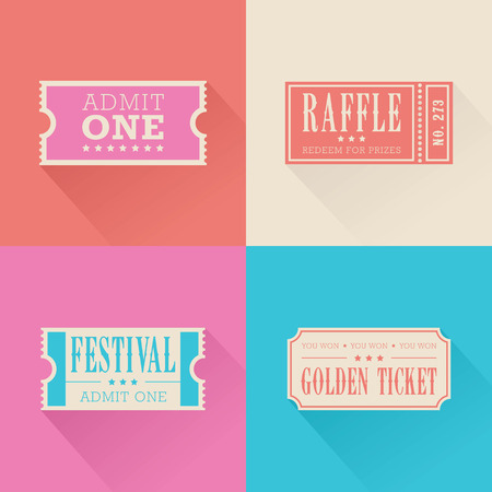 win win: Festival  Tickets Illustration