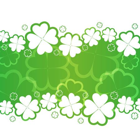 eire: St Patricks Day Background Design