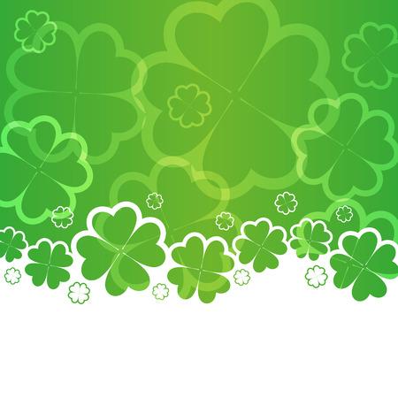 whitern: St Patricks Day Background Design