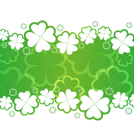 eire: St Patricks Day Background Design