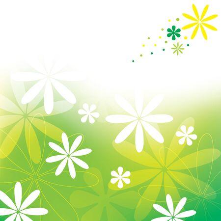 봄 추상적 인 배경