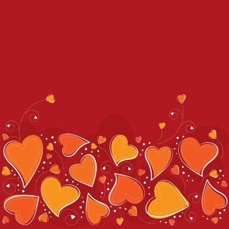 lustful: Valentine Background