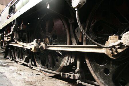 castings: Locomotive