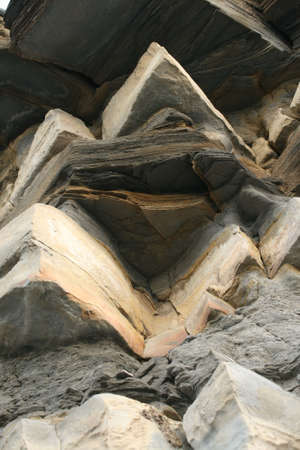 rock formation: rock formation