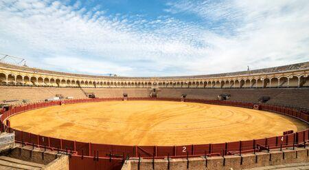 plaza: Plaza de Toros de la Real Maestranza, Seville