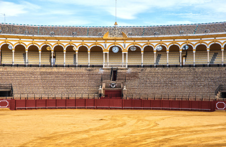 plaza de toros: Plaza de Toros de la Real Maestranza, Seville