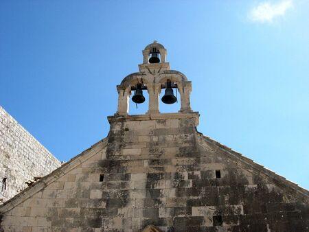 Church Bells in Dubrovnik, Croatia