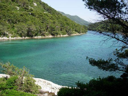 Mljet National Park in Croatia